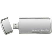 Super Talent - 64GB SuperCrypt USB 3.0 Plug and Play Flash Drive