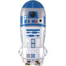 Mimoco - 8GB MIMOBOT Star Wars USB 2.0 Flash Drive - R2D2