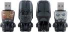 Mimoco - Darth Vader Unmasked MIMOBOT 8GB USB Flash Drive