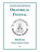 St. John Chrysostom Oratorical Festival Manual