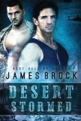 Desert Stormed [Large Print]