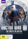 Doctor Who:The Time of the Doctor and Other Eleventh Doctor Christmas Specials [Region 4]