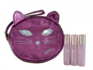 Katy Perry Meow Gift Set 3 X 10ml Eau De Parfum (edp) Roll On - For Her