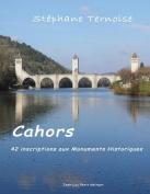Cahors, 42 Inscriptions Aux Monuments Historiques [FRE]