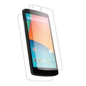 (2-Pack) StealthShields LG Google Nexus 5 Full Body Screen Protector