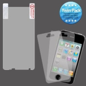 MYBAT HTCVIVIDLCDSCPRTW LCD Screen Protector for HTC Vivid - Retail Packaging - Twin Pack