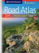 2015 Road Atlas & Travel Guide