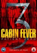 Cabin Fever 3 - Patient Zero [Region 2]