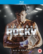 Rocky: The Complete Saga [Region B] [Blu-ray]