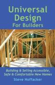 Universal Design for Builders