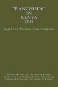 Franchising in Kenya 2014