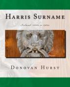 Harris Surname