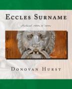 Eccles Surname