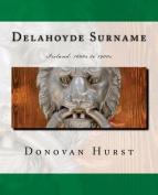 Delahoyde Surname
