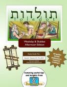 Bar/Bat Mitzvah Survival Guides