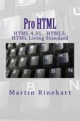 Pro HTML: All Standards