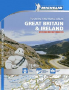 Michelin Great Britain & Ireland  : Touring and Road Atlas