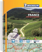 Michelin France Road Atlas