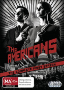 The Americans: Season 1 [Region 4]