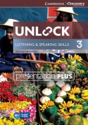 Unlock Level 3 Listening and Speaking Skills Presentation Plus DVD-ROM