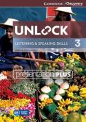Unlock Level 3 Listening and Speaking Skills Presentation Plus DVD-ROM