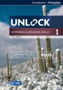 Unlock Level 1 Listening and Speaking Skills Presentation Plus DVD-ROM