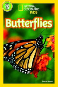 Butterflies (National Geographic Kids Readers