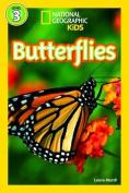 Butterflies (National Geographic Kids Readers