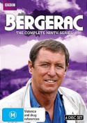 Bergerac: Series 9 [Region 4]