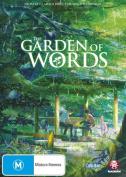 The Garden of Words [Region 4]