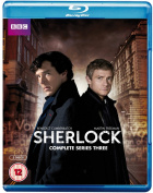 Sherlock: Series 3 [Region B] [Blu-ray]
