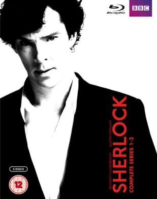 Sherlock: Series 1-3