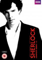 Sherlock: Series 1-3 [Region 2]