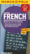 French Marco Polo Phrasebook