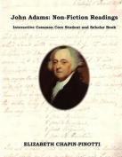John Adams: Non-Fiction Readings