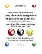 Drills & Exercises to Improve Billiard Skills (Vietnamese)  : How to Become an Expert Billiards Player [VIE]