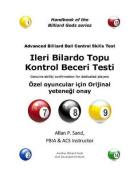 Advanced Billiard Ball Control Skills Test (Turkish) [TUR]