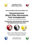 Advanced Billiard Ball Control Skills Test (Polish) [POL]