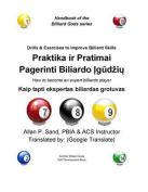 Praktika IR Pratimai Pagerinti Biliardo Igudziu [LIT]
