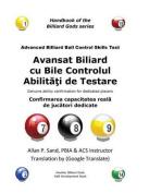Avansat Biliard Cu Bile Controlul Abilitati de Testare [RUM]