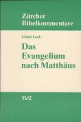 Das Evangelium Nach Matthaus  [GER]