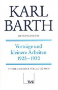 Karl Barth Gesamtausgab [GER]