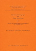 Repertoire Geographique Des Textes Cuneiformes [GER]