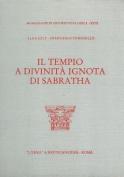 Il Tempio a Divinita Ignota Di Sabratha [ITA]