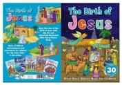 Bible Sticker Book - Birth of Jesus