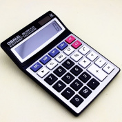 High quality OSALO OS-8900 plus solar electronic calculator with big display & fine function