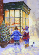 Winter Scene Advent