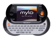 Sony Mylo COM-1 Personal Communicator, MP3/MP4/Audio/Video Player, Wi-Fi Pocket Portable PC