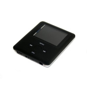 Isonic 8 GB 4.6cm LCD MP3-4 and Video Player