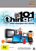 101 Things That Changed the World [Region 4]